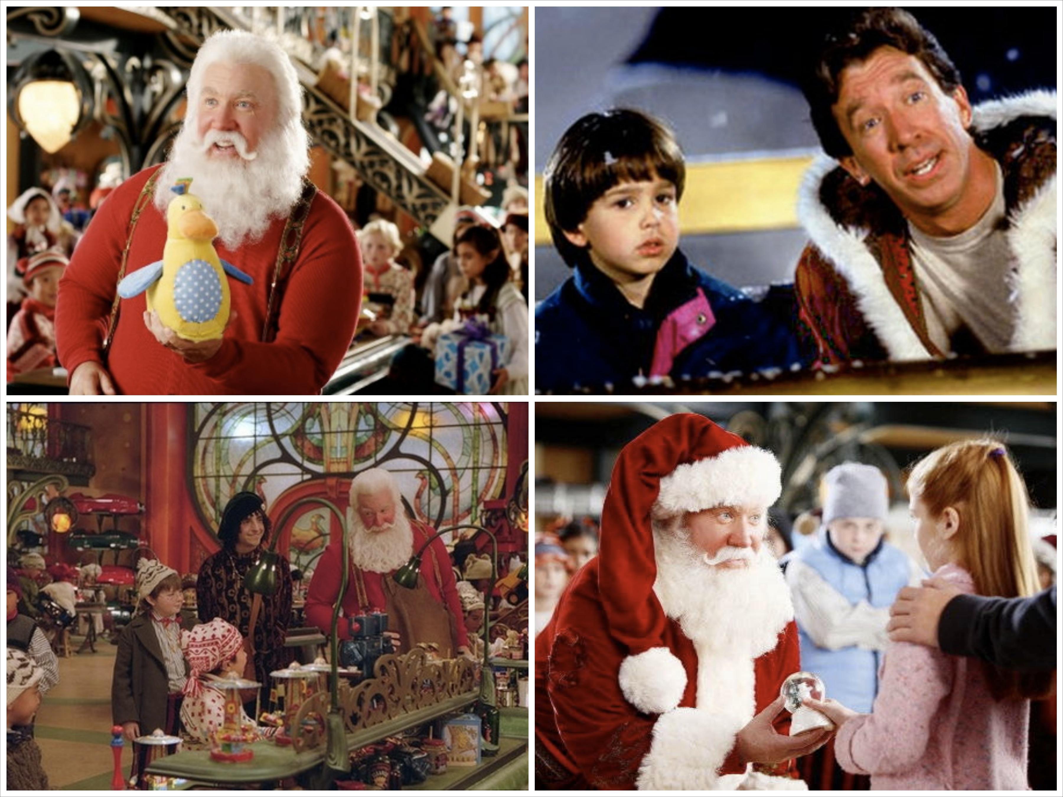 Cuidado com o que veste no Natal. Pode estar assinando a Santa Claúsula sem saber!